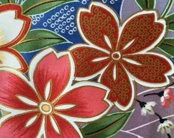 FF30 Floral Fabric (5 HALF yards available)