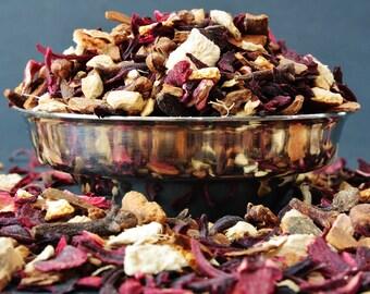 Winter Warmer - Fruit Tea - Caffeine Free Tea -  - Loose Leaf Tea - Tea - Tea Gift