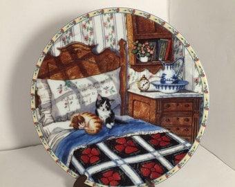 "Knowles China, ""SLEEPYHEADS"" by Hannah Hollister Ingmire. 1992"