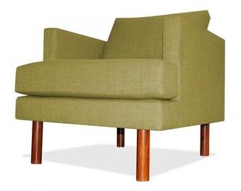 Clark Arm Chair in Meadow