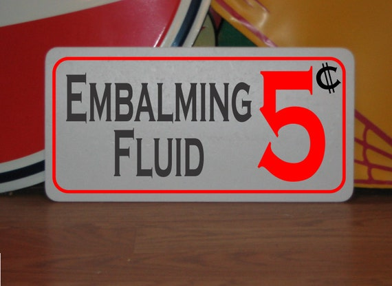 how to get embalming fluid