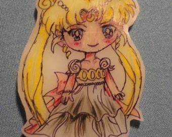 Chibi Sailor Moon Charm