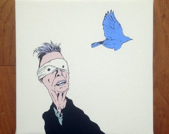Just like that Blue Bird ** Profits go to the Dutch cancer fund **
