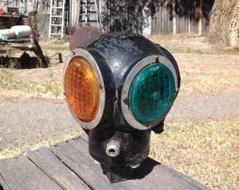 Railroad Switch Light