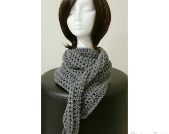 Ladies Pure Wool Wrap Around Scarf
