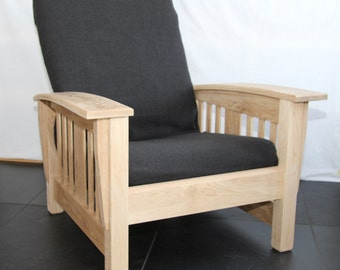 Arts and crafts Morris chair-relax Chair