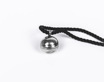 Papier Mâché Maxi Ball Pendant jewel