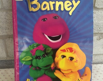 retired 1998 barney better than ever coloring book barney book barney coloring book - Barney Coloring Book