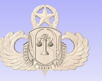 """503rd MP Battalion Wings 13"""""""