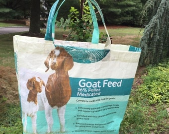 Feed Bag Totes 5 Styles