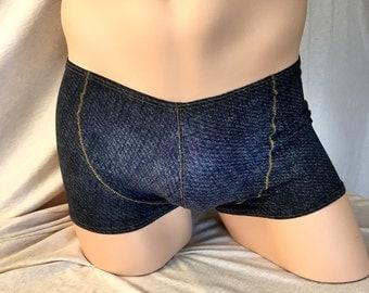 The Wrangler - Men's Square Cut Swimsuit