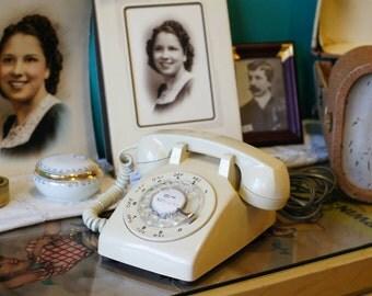 Northern Telecom Rotary Phone