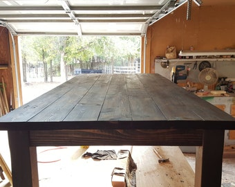 7ft Dining Table