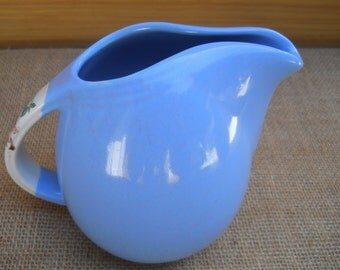 Hall's Superior Quality Kitchenware Pitcher