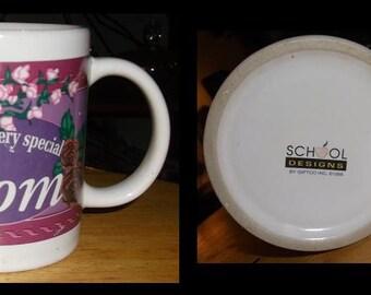 You're A Very Special Mom coffee mug