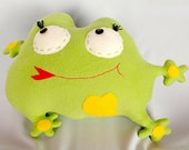 Day Love Frog Pillow animal toy bedroom animal toy pillow for child unique gifts for Birthdays