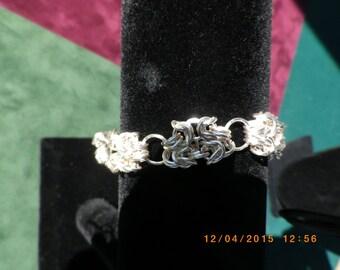 Romanov Chainmail Bracelet