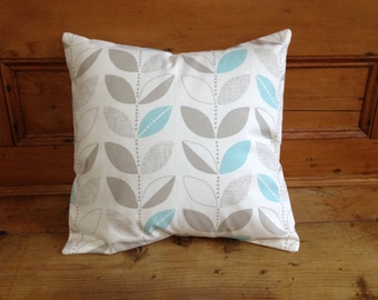 cushion cover duck egg blue etsy uk. Black Bedroom Furniture Sets. Home Design Ideas