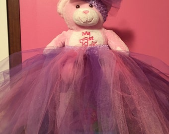 tutu with matching headband