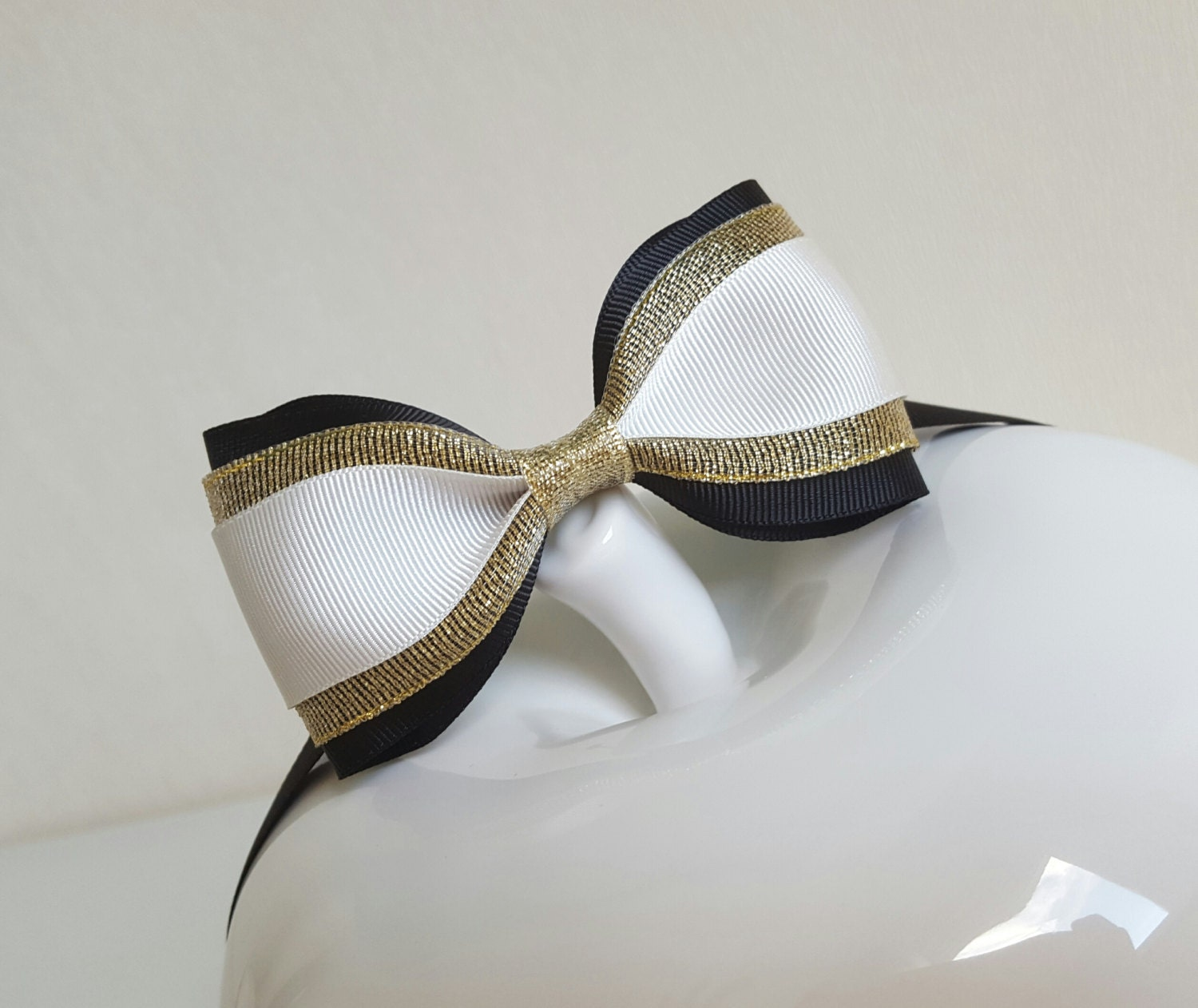 great gatsby bow tie black white gold bow tie great gatsby