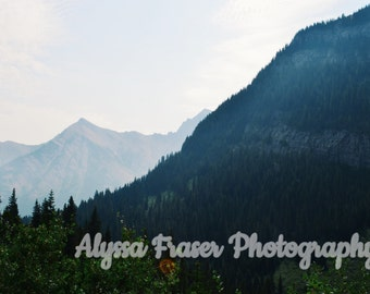 Mountain Photography Wall Art