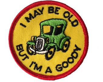 Vintage Old But Goody Patch