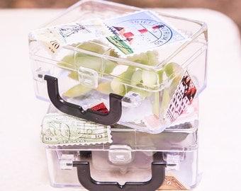Miniature Travel Suitcase Container (6)