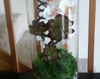 Orichid Floral Arrangement
