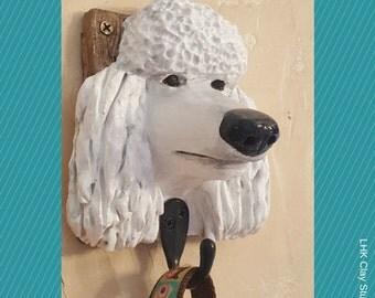 Leash Holder Standard Poodle