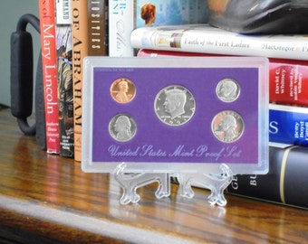 27th Birthday Gift 1991 anniversary US Mint Coin Set