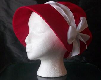 Regency 1800s Soft Crown Silk Hat