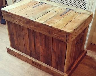 Custom Build - Blanket Chest box