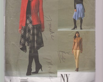Vogue Skirt and Jacket Size 18-22