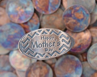 Happy Mothers Day • Copper • Holiday Collection • Mother's Day • Pressed Copper Penny