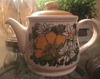Vintage Ceramic Teapot by Sadler England