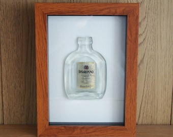 Upcycled Disaronno Miniature Picture