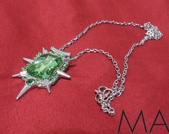 Once Upon A Time Zelena Inspired Wicked Witch Necklace Pendant Pretties