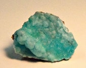SMITHSONITE BLUE-GREEN Mineral Specimen Sinaloa Mexico 26.5 grams MIN15