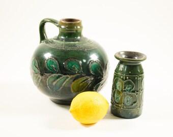 East gemany vase by Strehla DDR (VEB)