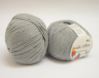 Milk Cotton Yarn