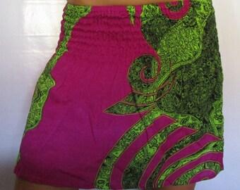 Summer Mini Skirt / Mini Summer Skirt