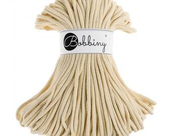 Bobbiny Rope – Natural (100m)