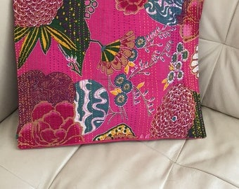 Package Deal for 5 Kantha Pillow Covers