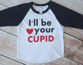 valentines day shirt, toddler boy, baby boy, v-day, raglan, baseball tee, trendy, hipster, boy clothes, shirt, top, tee, cupid, outfit
