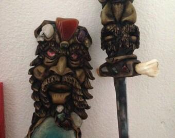 Handmade BEAUTIFUL dagger