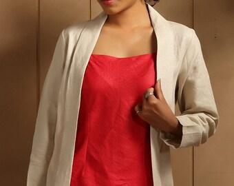 Cochyn Linen Jacket