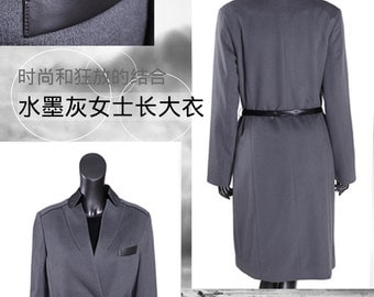 Cashmere coat(limited till Dec15th2015 only)