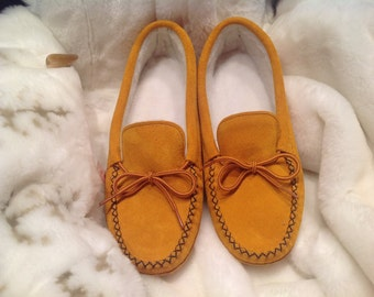 Men mocassins or Slippers In Genuine leather