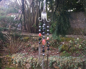 Fork and Spoon Windchimes