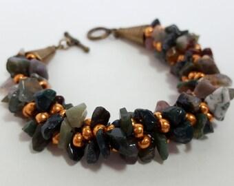 Rocking Braided Bracelets